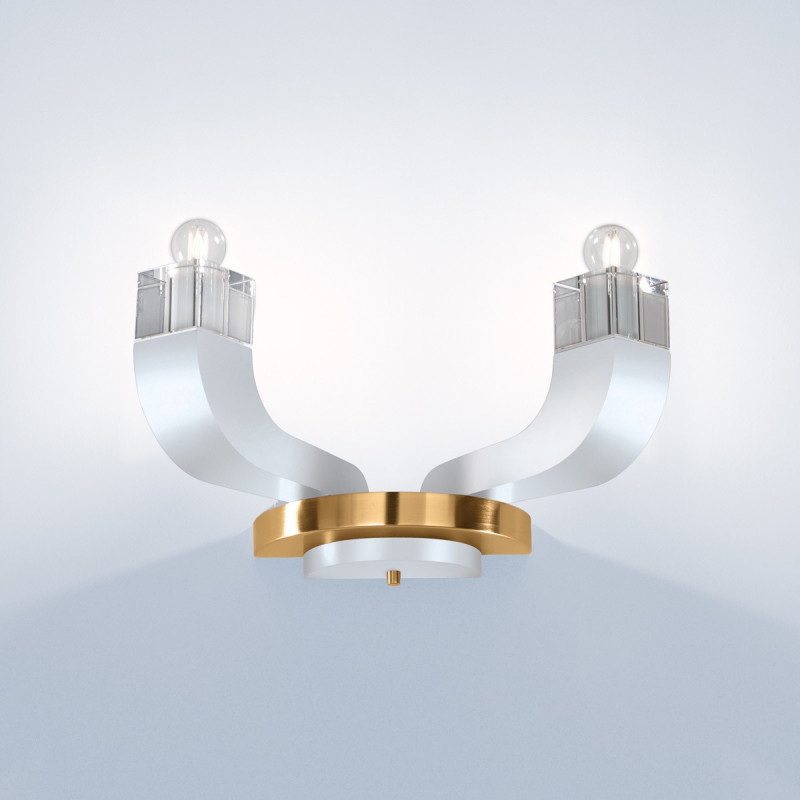 Kolarz Riviera 2 Lights Wall Light