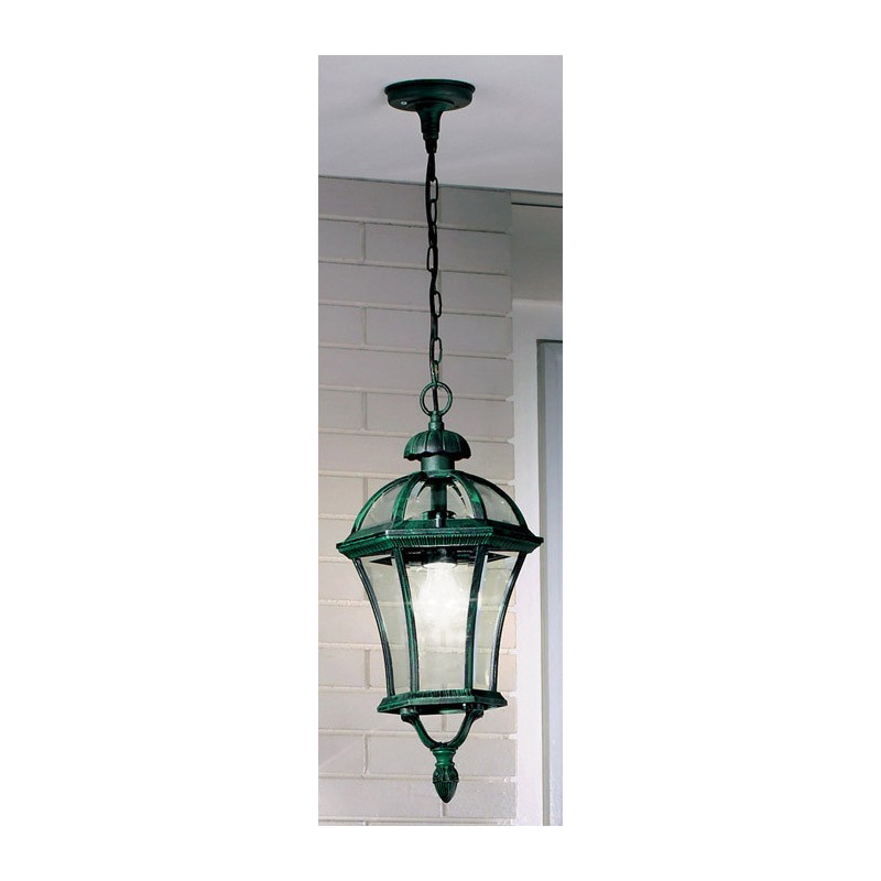 Kolarz Westminster Outdoor Hanging Light Green