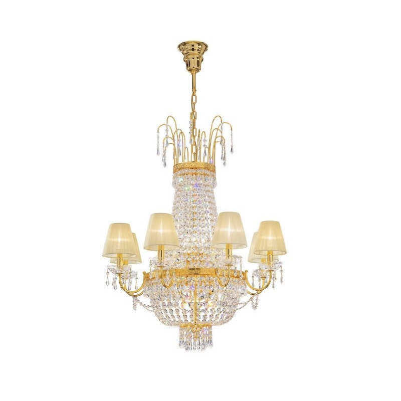 Kolarz Empire 16 Lights Chandelier