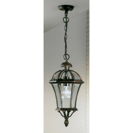 Kolarz Westminster Outdoor Hanging Light Rusty Brown