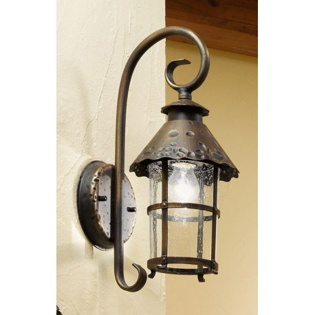 Kolarz Cornwall Circular Outdoor Wall Light