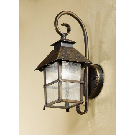 Kolarz Cornwall Square Outdoor Wall Light