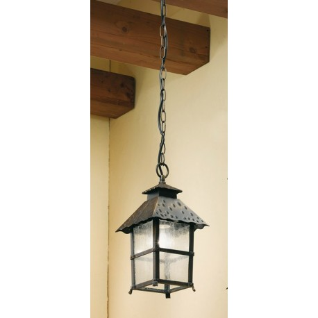 Kolarz Cornwall Square Outdoor Hanging Light