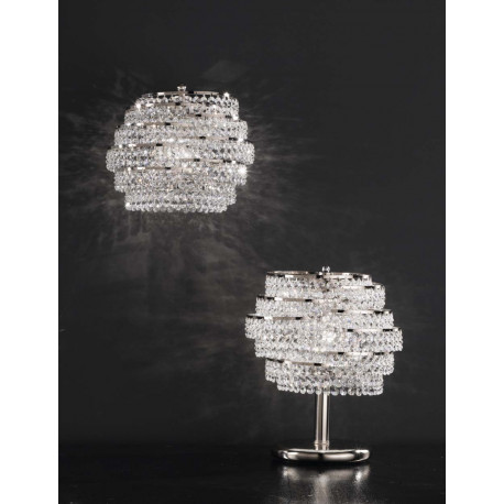 Voltolina DNA Crystal Table Lamp