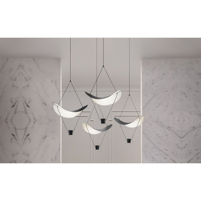 Masiero Vollee Led Pendant Light