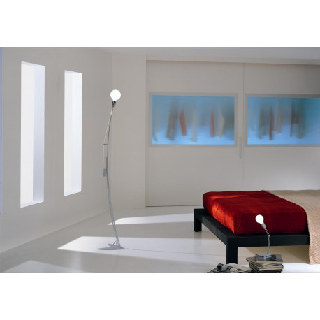 Metal Lux Heliopolis Extendable Floor Lamp