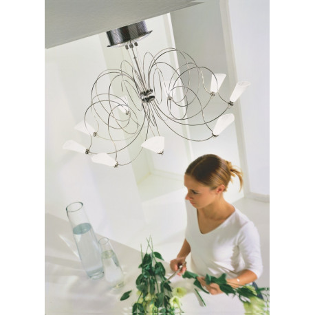 Metal Lux Orione Ceiling Light