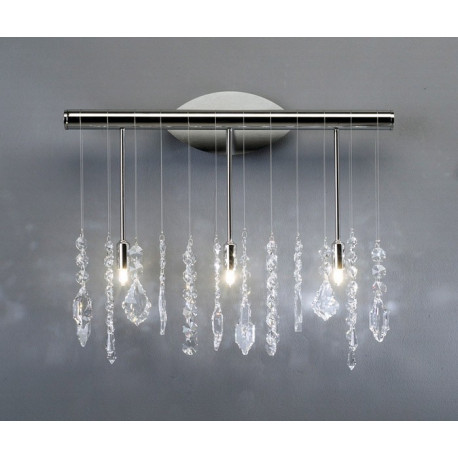 Kolarz Stretta Crystal Wall Light