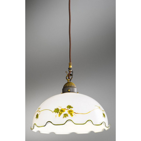 Kolarz Nonna Glass Hanging Light Vine