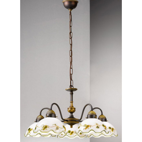 Kolarz Nonna Glass Chandelier Vine