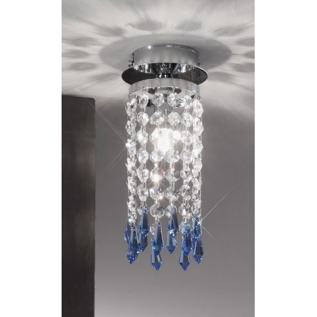 Kolarz Charleston Crystal Ceiling Light