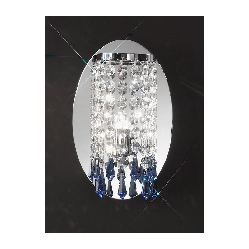 Kolarz Charleston Crystal Wall Light