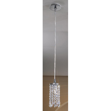 Kolarz Charleston Crystal Hanging Light