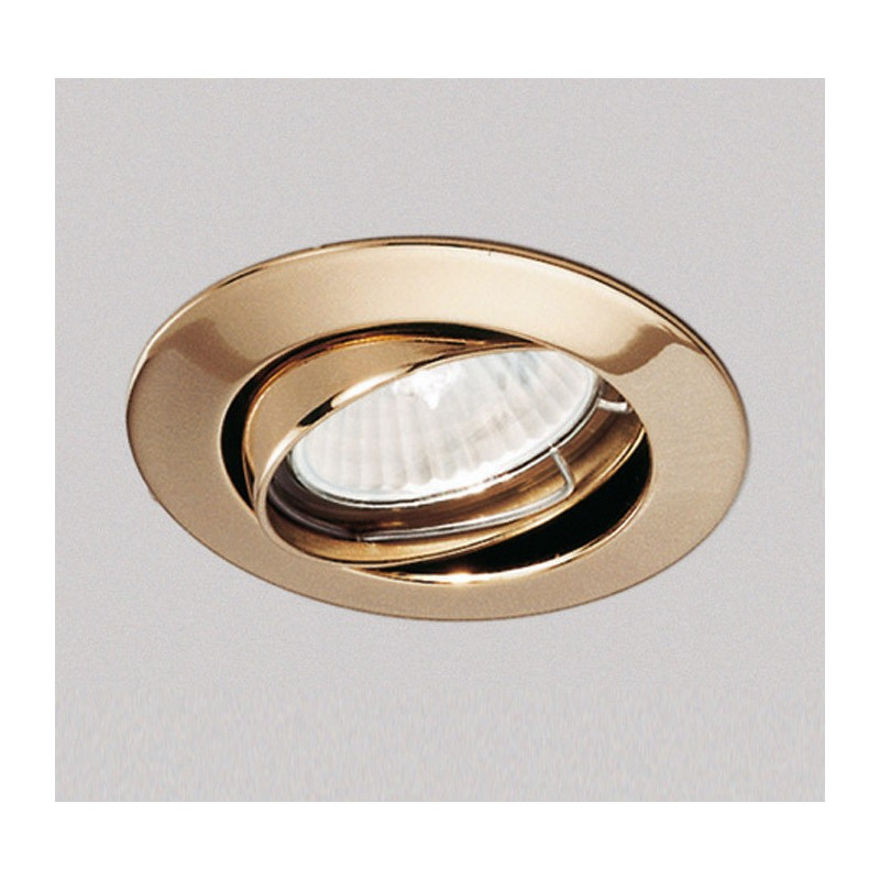Kolarz Solaris Recessed Ceiling Light Gold