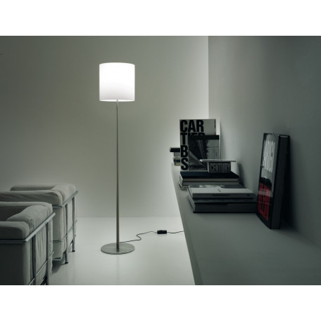 Leucos Celine Glass Floor Lamp