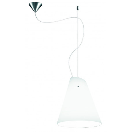 Leucos Micene Glass Hanging Light