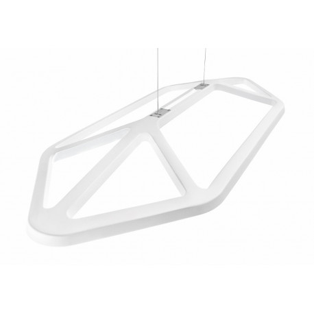 Leucos Aki Hanging Light White
