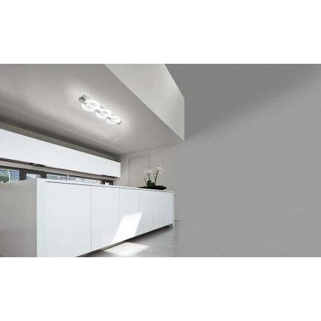 Leucos 0-sound Wall/Ceiling Light