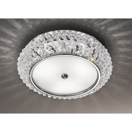 Kolarz Carla Crystal Ceiling Light