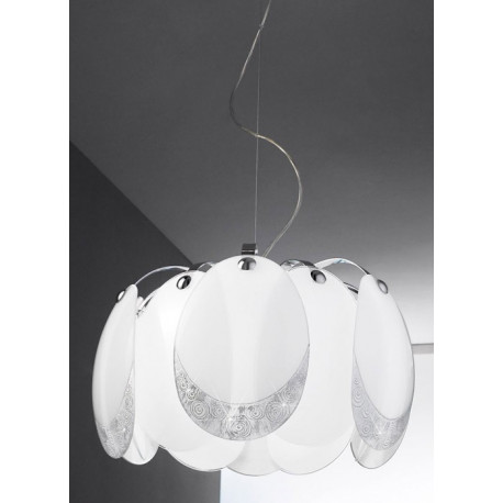 Kolarz Saba Margherita Glass Hanging Light
