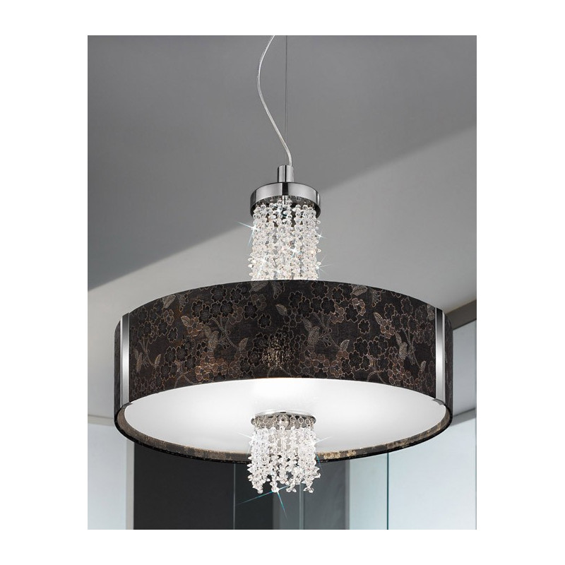 Kolarz Emozione Crystal Hanging Light