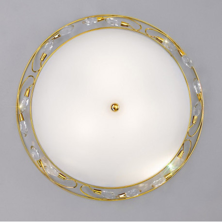 Kolarz Bellissima Crystal Ceiling Light Gold