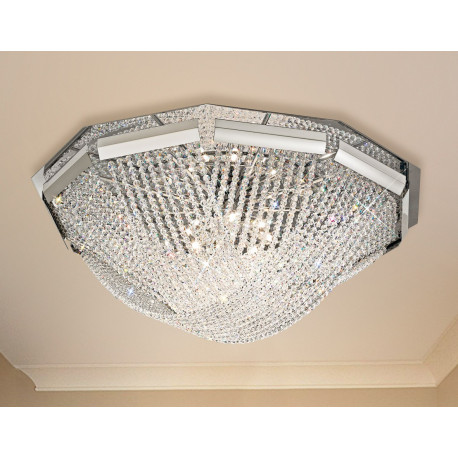 Mirror for Kolarz Cascade Crystal Chandelier (Large)