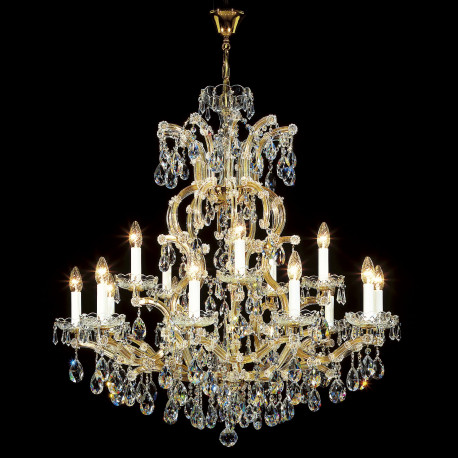 Kolarz Maria Theresia Crystal Chandelier