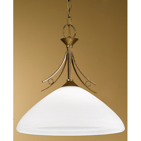 Kolarz Trani Glass Hanging Light