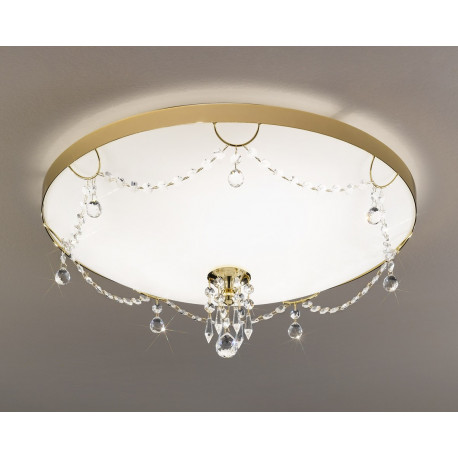 Kolarz Corona Crystal Ceiling Light