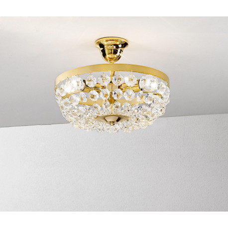 Kolarz Valerie Crystal Ceiling Light