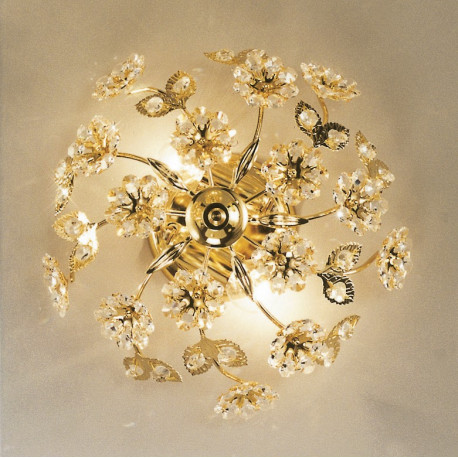 Kolarz Acapulco Crystal Ceiling Light