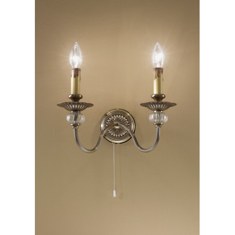 Kolarz Ascot Wall Light
