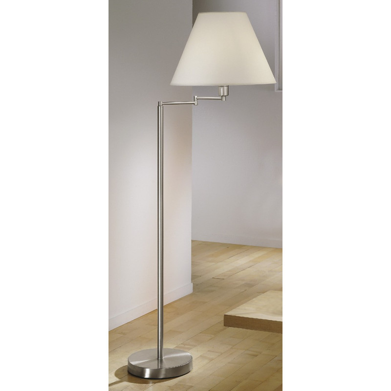 Kolarz Hilton Rotatable Floor Lamp Nickel
