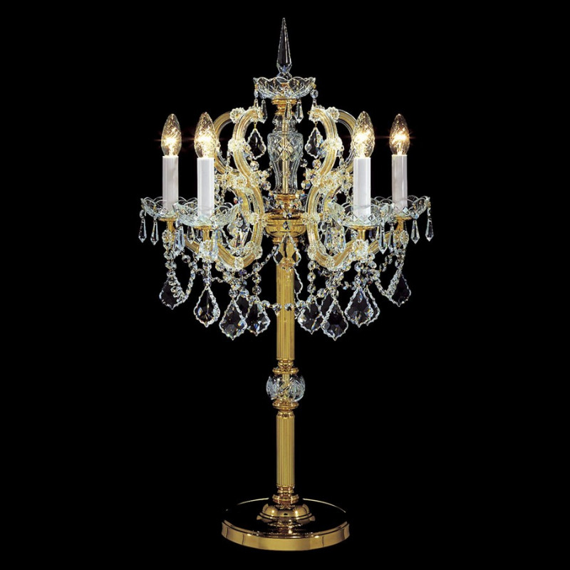 Kolarz Maria Theresia Crystal Table Lamp