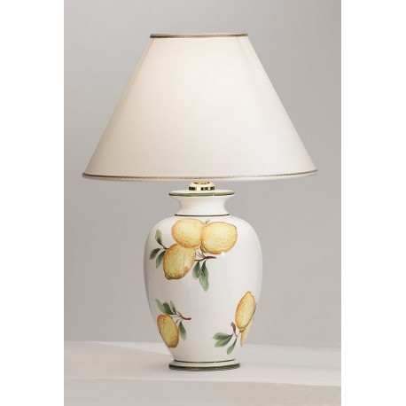 Kolarz Giardino Lemone Ceramic Table Lamp