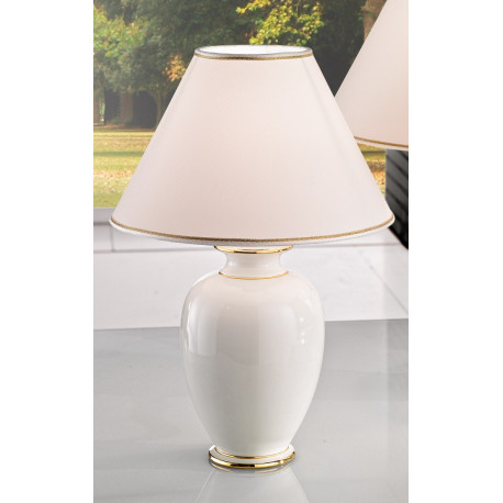 Kolarz Avorio Ceramic Table Lamp