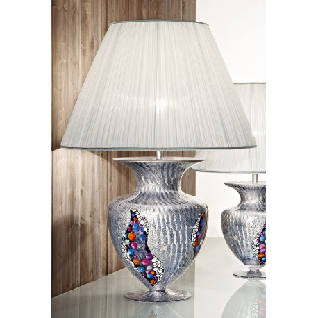 Kolarz Kiss Table Lamp Chrome