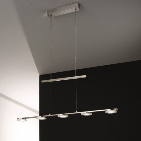 Orion Altenberg Satin Hanging Light