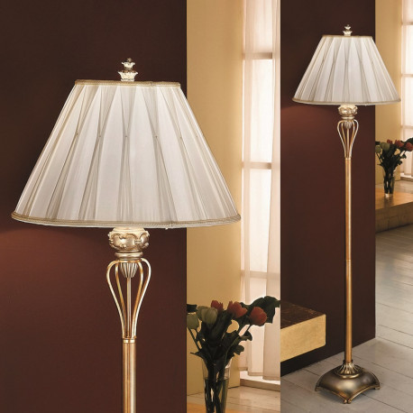 Orion Muhltal Gold Floor Lamp