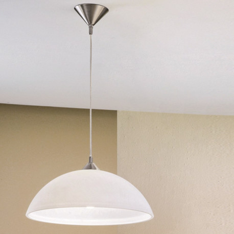 Orion Ausserst Satin Chrome Pendant
