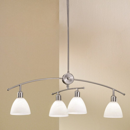 Orion Ausserst Satin Chandelier