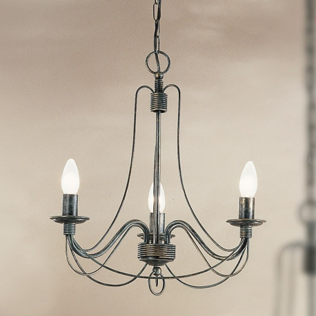 Orion Gegenau Antique Chandelier