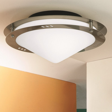 Orion Krusdorf Stainless Steel Ceiling LIght