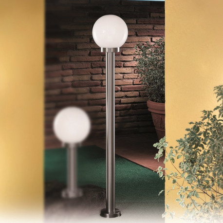 Orion Ostra Stainless Steel Outdoor Bollard