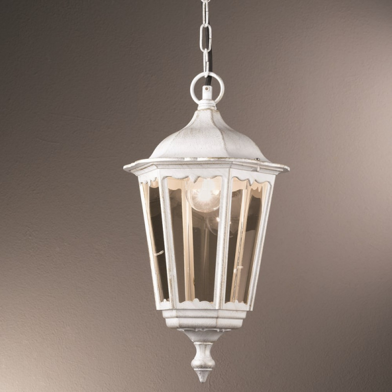 Orion Wurdach White Outdoor Pendant Lighting Deluxe
