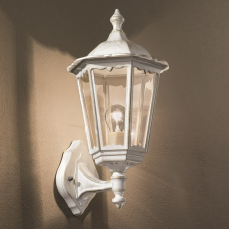Orion wurdach white outdoor lamp post lighting deluxe orion wurdach white outdoor wall light mozeypictures Gallery