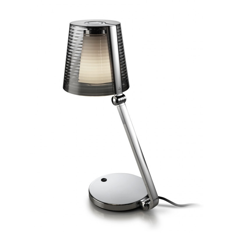 Deluxe Chrome Table Lamp LEDS C4 10