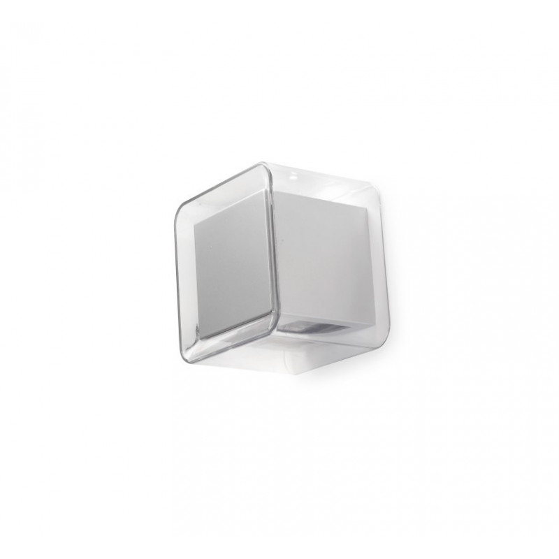 Grok ledbox square wall light lighting deluxe grok ledbox square wall light aloadofball Image collections