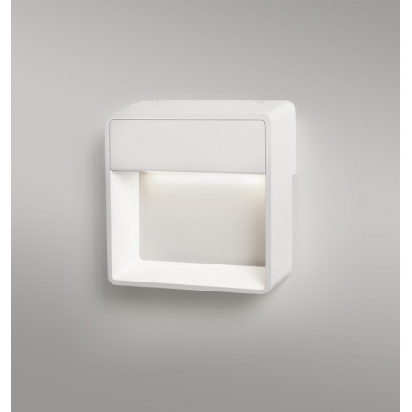 Grok Cell Me White Wall Light